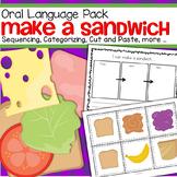 Sequencing Activities - Make a Sandwich