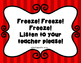 Classroom Management Posters