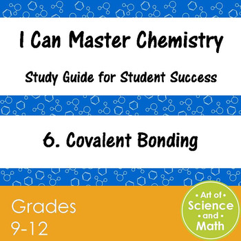 I Can Master Chemistry - Covalent Bonding - High School Science