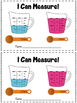 I Can Measure!