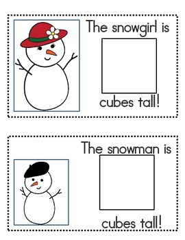 I Can Measure a Snowman!
