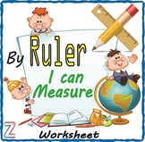 I Can Measure (centimeter & millimeter)
