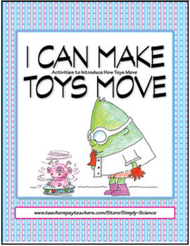 I Can Make Toys Move