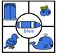 I Can Name and Sort Colors- A Preschool Color Recognition Unit
