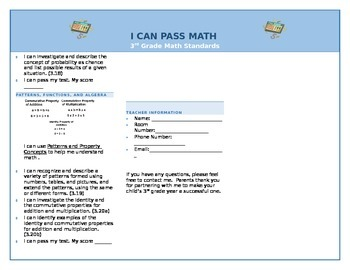 I Can Pass My Math