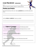 I Can Play Soccer {Comprehension Packet}