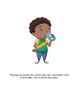 I Can Poop in the Potty: A Social Story Book for Children with Autism