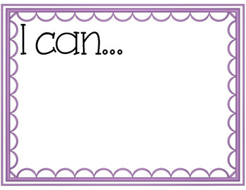 I Can... Poster