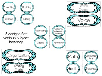 I Can Posters for NEW NS Streamlined Curriculum Gr.P Theme3