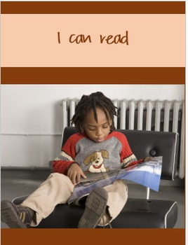 """""""I Can!""""  Posters to Empower Children"""
