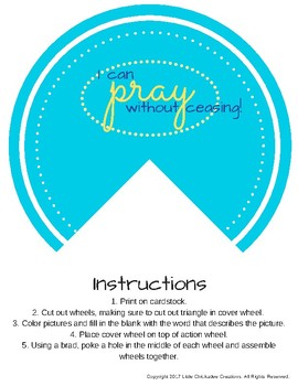 I Can Pray Without Ceasing!