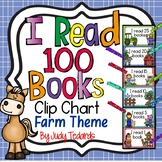 I Can Read 100 Books! (Farm Theme)
