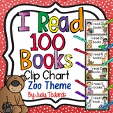 I Can Read 100 Books! (Zoo Theme)