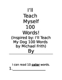I Can Read 100 Words