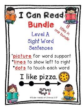 I Can Read Bundle