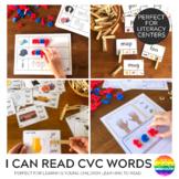 I Can Read CVC Words BUNDLE