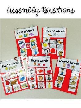 I Can Read: CVC Words Flipbook Tasks