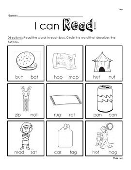 Verb can | Grammar worksheets for kids learning English