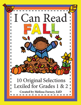 Fall Nonfiction Grades 1 & 2 Literacy Center