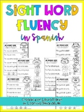 I Can Read Fluency Practice in Spanish