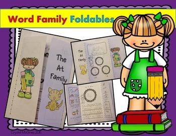 I Can Read It, Write It, & Use It! Rhyming & CVC Word Fami