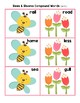 Bees & Blossoms Compound Words Grammar Pack (I Can Read It! Lesson 35 Sets: 5-7)