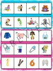 I Can Read & Match CVC Words - 120 Phonics Sounding Cards