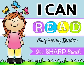 I Can Read Poetry Binder {May}