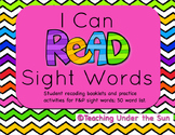 Sight Words, Snap Words, Tracking Kit, F&P 50 Word List