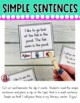 I Can Read Simple Sentences Literacy Center (Clip It Cards