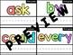 Write & Wipe Literacy Center: Read & Spell First Grade Sight Words