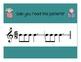 I Can Read! Triple Rhythm Patterns - Level 1