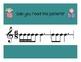I Can Read! Triple Rhythm Patterns - Level 4