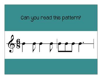 I Can Read!  Triple Rhythm Patterns - Level 5