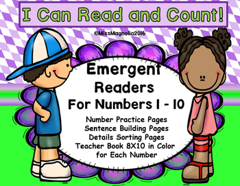 I Can Read and Count!