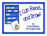 I Can Read... and Draw! A pocket chart activity