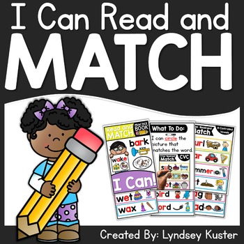 I Can Read and Match