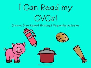 I Can Read my CVCs