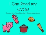 I Can Read my CVCs