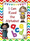 I Can Read the Alphabet