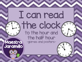 I Can Read the Clock