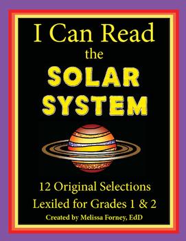 Solar System Grades 1 & 2