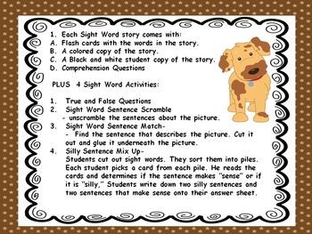 Sight Word Stories, Pat's Christmas Surprise