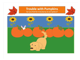 Max's Pumpkin Trouble -Fall Substitute lesson plans/mini unit