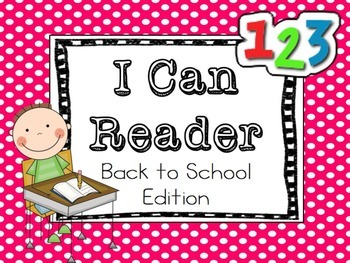 I Can Reader- B2S edition
