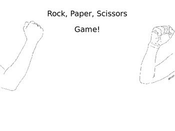 I Can ~ Rock Paper Scissors Game ESL