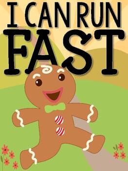 I Can Run Fast