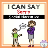 I Can Say Sorry - Social Story (FULL VERSION)