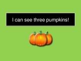 I Can See Pumpkins