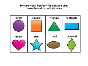 I Can See: Shapes (Leveled Adapted Books)